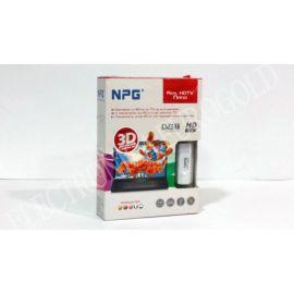 RECEPTOR TDT HD 3D USB PARA ORDENADOR NPG