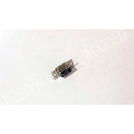 CONECTOR SUB-D 15P. HD MACHO ( VGA )