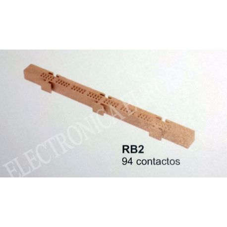 MODULO BOARD 94 CONTACTOS PASO 2,54mm REPROCIRCUIT