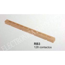 MODULO BOARD 128 CONTACTOS PASO 2,54mm REPROCIRCUIT