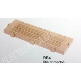 MODULO BOARD 564 CONTACTOS PASO 2,54mm REPROCIRCUIT