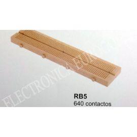 MODULO BOARD 640 CONTACTOS PASO 2,54mm REPROCIRCUIT