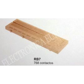 MODULO BOARD 768 CONTACTOS PASO 2,54mm REPROCIRCUIT