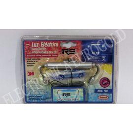 LUZ ELECTRICA CON CAÑONES DE LED