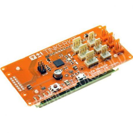 MODULO LCD CON CONTROLADOR