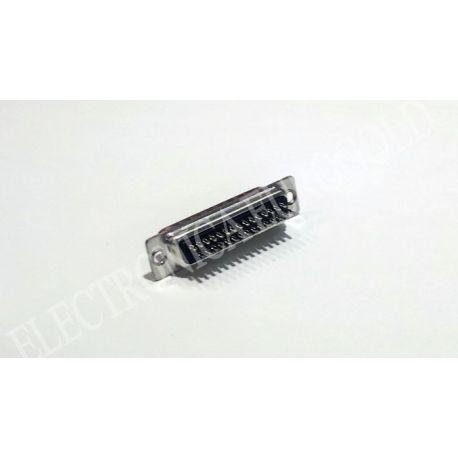 CONECTOR SUB-D 44P. HD MACHO