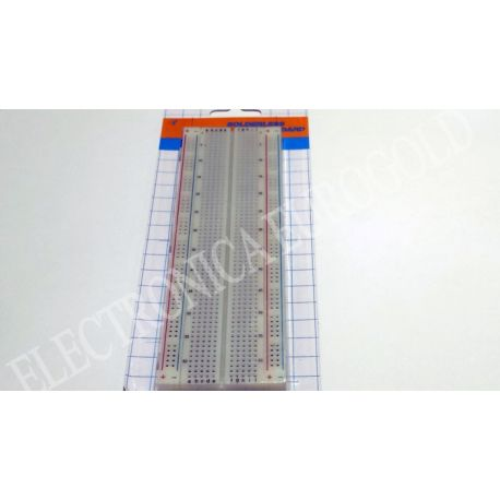 MODULO BOARD 830 CONTACTOS PASO 2,54mm 165X45mm