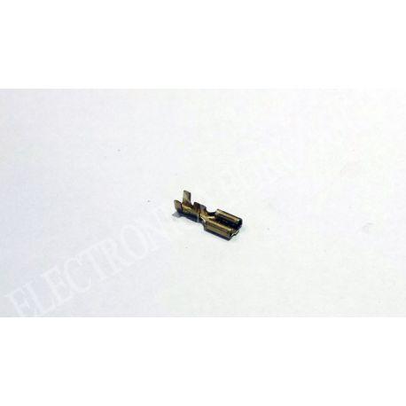 BLISTER TERMINAL FASTON HEMBRA 4,8mm