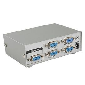 SPLITTER VGA 4 MONITORES 150MHz EUROCONNEX