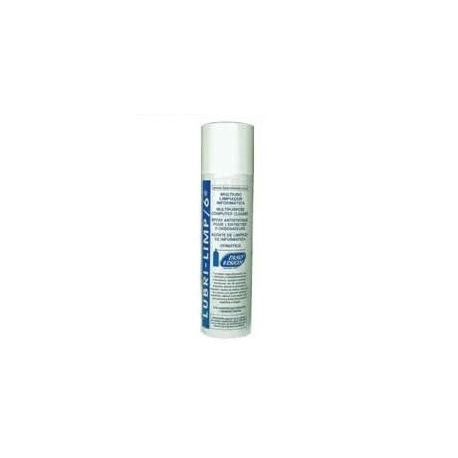SPRAY LIMPIADOR INFORMATICA 300ml LUBRI-LIMP/6