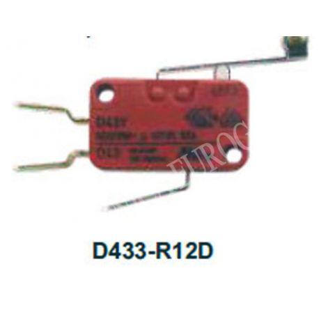 MICRORRUPTOR CHERRY SERIE D433-R12D