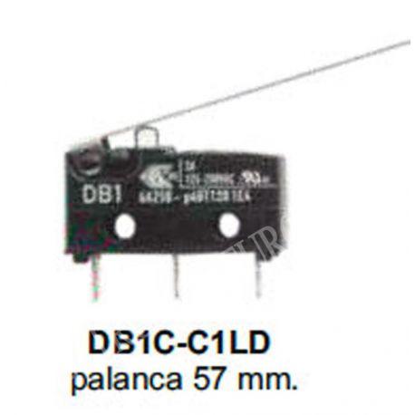 MICRORRUPTOR CHERRY SERIE DB1C-C1LD