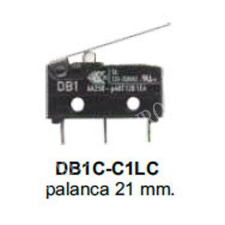 MICRORRUPTOR CHERRY SERIE DB1C-C1LC