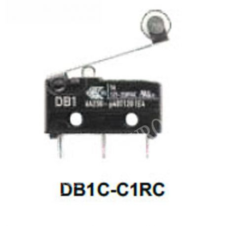 MICRORRUPTOR CHERRY SERIE DB1C-C1RC