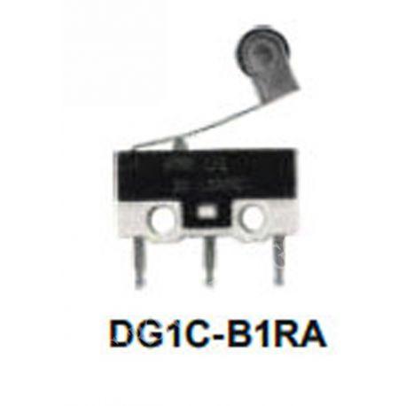 MICRORRUPTOR CHERRY SERIE DG1C-B1RA