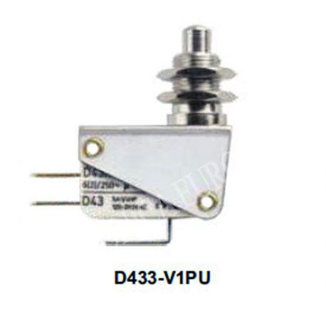 MICRORRUPTOR CHERRY SERIE D433-V1PU