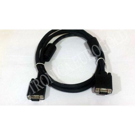 CONEXION MULTICOAX. VGA 15 M/M 1MT