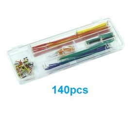 KIT DE 140 CABLES PUENTE
