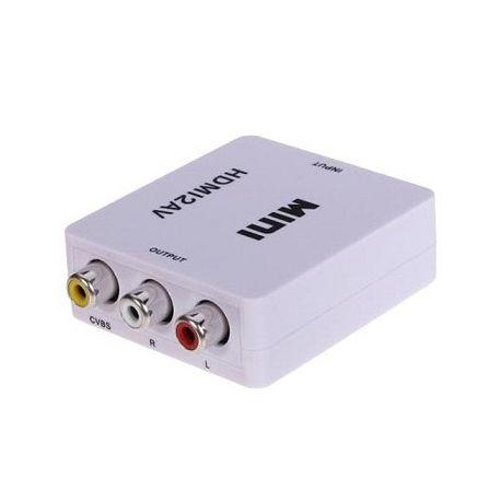 CONVERSOR DE HDMI A RCA
