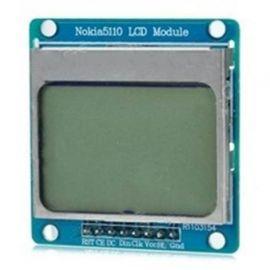 MODULO LCD5110 AZUL PARA ARDUINO
