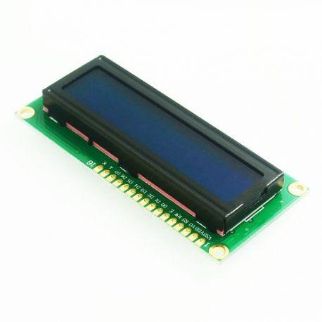 MODULO LCD1602 5VDC PARA ARDUINO