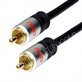 CONEXION 1 RCA M - 1 RCA M 2mts DCU