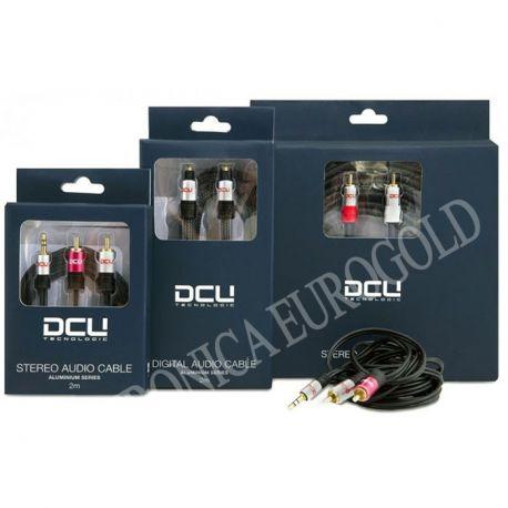 CONEXION 1 RCA M - 1 RCA M 3mts DCU