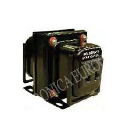 AUTOTRANSFORMADOR 110/220VAC 100W